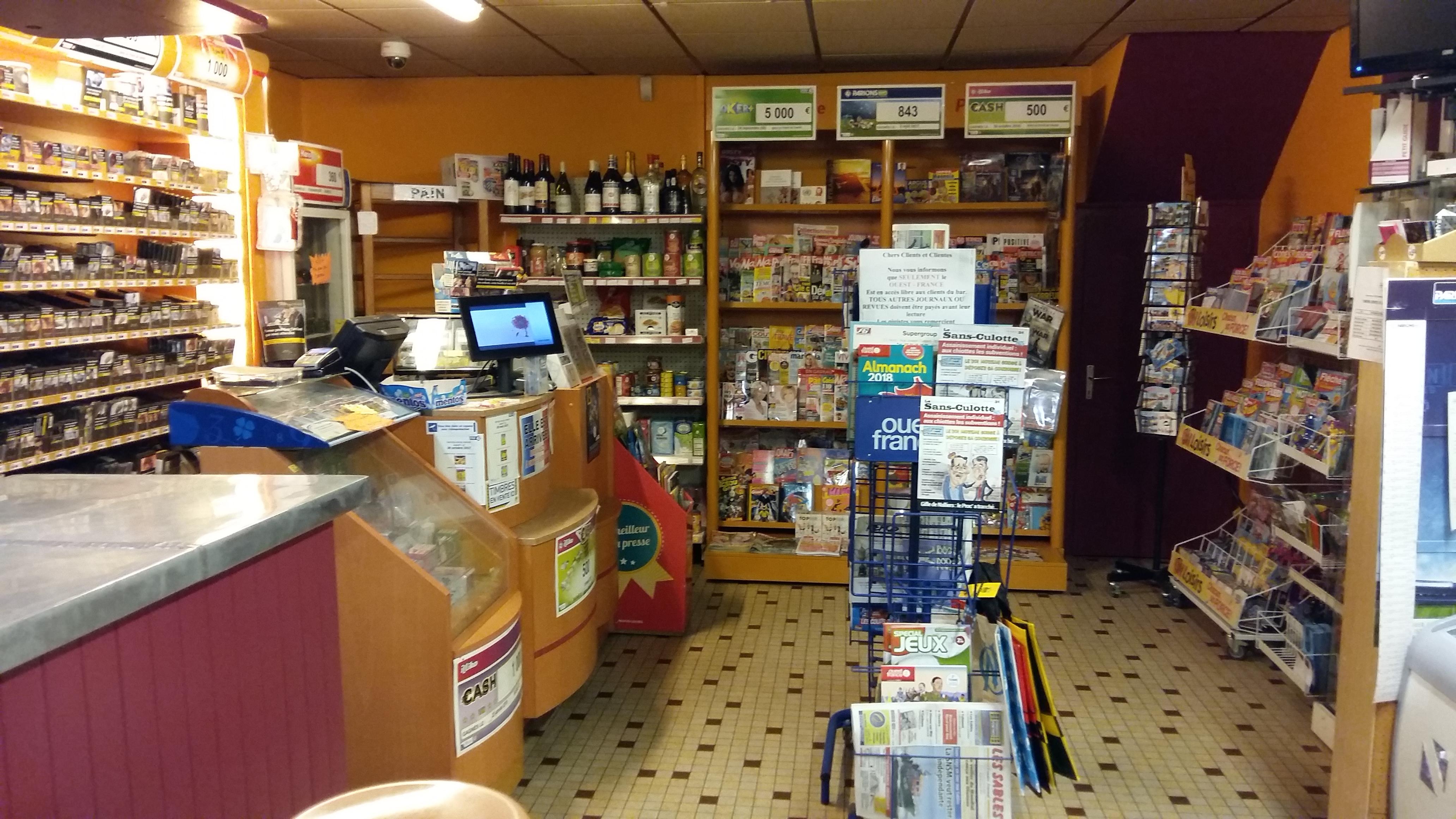 Bureau tabac le plus proche le tabac presse proche du centre